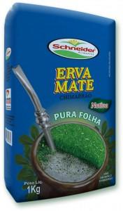 Erva-mate Schneider Pura Folha