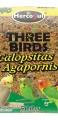 Three Birds Calopsitas e Agapornis