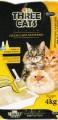 Three Cats Areia Sanitária
