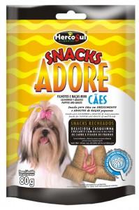 Adore Snacks Cães Filhotes e Raças Mini